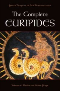 Ebook in inglese Complete Euripides: Volume V: Medea and Other Plays Euripides, Euripides