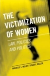 Ebook in inglese Victimization of Women Miller, Michelle L. Meloy , Susan L.