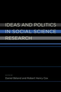 Ebook in inglese Ideas and Politics in Social Science Research -, -