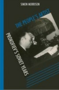 Ebook in inglese People's Artist: Prokofiev's Soviet Years Morrison, Simon