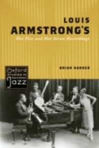 Ebook in inglese Louis Armstrong's Hot Five and Hot Seven Recordings Harker, Brian