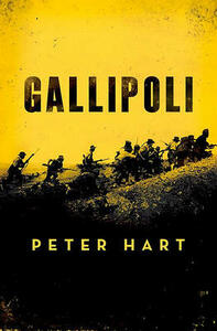 Gallipoli - Peter Hart - cover
