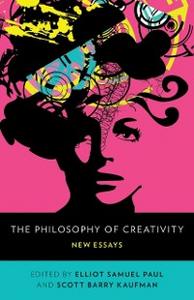 Ebook in inglese Philosophy of Creativity: New Essays -, -