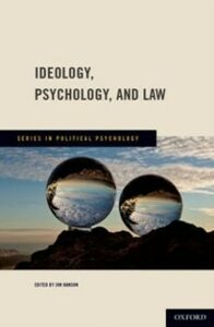 Foto Cover di Ideology, Psychology, and Law, Ebook inglese di  edito da Oxford University Press