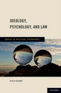 Ebook in inglese Ideology, Psychology, and Law -, -