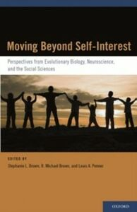 Foto Cover di Moving Beyond Self-Interest: Perspectives from Evolutionary Biology, Neuroscience, and the Social Sciences, Ebook inglese di AA.VV edito da Oxford University Press