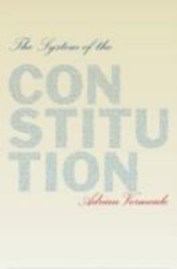 Ebook in inglese System of the Constitution Vermeule, Adrian