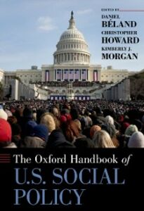 Ebook in inglese Oxford Handbook of U.S. Social Policy