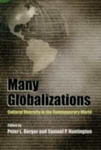 Ebook in inglese Many Globalizations:Cultural Diversity in the Contemporary World