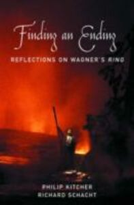 Foto Cover di Finding an Ending: Reflections on Wagner's Ring, Ebook inglese di Philip Kitcher,Richard Schacht, edito da Oxford University Press