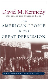 Ebook in inglese American People in the Great Depression: Freedom from Fear, Part One Kennedy, David M.