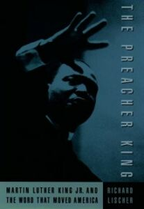 Foto Cover di Preacher King: Martin Luther King, Jr. and the Word that Moved America, Ebook inglese di Richard Lischer, edito da Oxford University Press