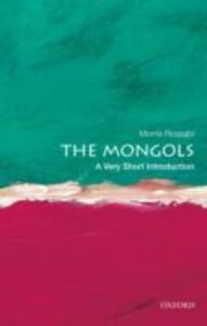 Ebook in inglese Mongols: A Very Short Introduction Rossabi, Morris