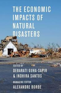 The Economic Impacts of Natural Disasters - cover