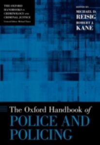 Ebook in inglese Oxford Handbook of Police and Policing -, -