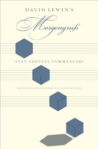 Ebook in inglese David Lewins Morgengruss: Text, Context, Commentary -, -