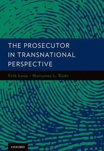 The Prosecutor in Transnational Perspective - cover