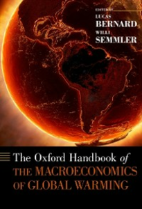 Ebook in inglese Oxford Handbook of the Macroeconomics of Global Warming -, -