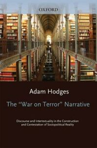 Ebook in inglese War on Terror Narrative Hodges, Adam