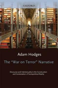 Ebook in inglese War on Terror Narrative Hodges, Adam