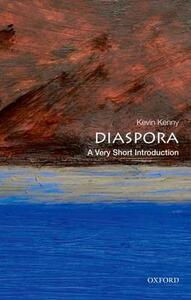 Diaspora: A Very Short Introduction - Kevin Kenny - cover