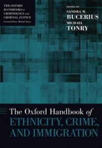 Ebook in inglese Oxford Handbook of Ethnicity, Crime, and Immigration -, -