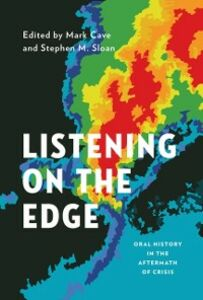 Ebook in inglese Listening on the Edge: Oral History in the Aftermath of Crisis -, -