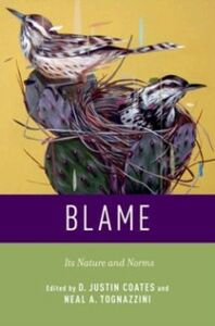 Ebook in inglese Blame: Its Nature and Norms -, -