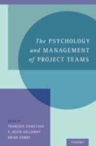 Foto Cover di Psychology and Management of Project Teams, Ebook inglese di  edito da Oxford University Press