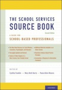 Ebook in inglese School Services Sourcebook, Second Edition: A Guide for School-Based Professionals -, -