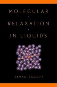 Ebook in inglese Molecular Relaxation in Liquids Bagchi, Biman