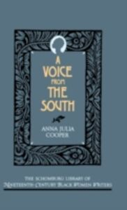 Ebook in inglese Voice From the South Cooper, Anna Julia