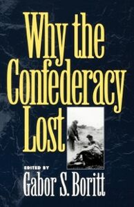 Ebook in inglese Why the Confederacy Lost