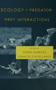 Ebook in inglese Ecology of Predator-Prey Interactions