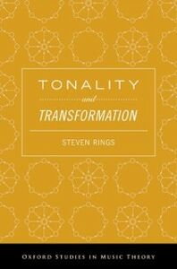 Ebook in inglese Tonality and Transformation Rings, Steven