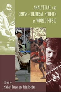 Ebook in inglese Analytical and Cross-Cultural Studies in World Music -, -