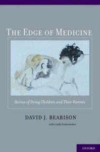 Foto Cover di Edge of Medicine: Stories of Dying Children and Their Parents, Ebook inglese di David J. Bearison, edito da Oxford University Press