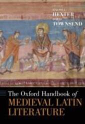 Oxford Handbook of Medieval Latin Literature