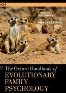 Ebook in inglese Oxford Handbook of Evolutionary Family Psychology -, -