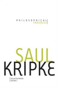 Ebook in inglese Philosophical Troubles: Collected Papers, Volume 1 Kripke, Saul A.