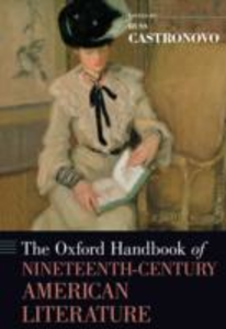 Ebook in inglese Oxford Handbook of Nineteenth-Century American Literature -, -
