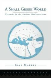 Small Greek World: Networks in the Ancient Mediterranean