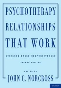 Foto Cover di Psychotherapy Relationships That Work: Evidence-Based Responsiveness, Ebook inglese di  edito da Oxford University Press