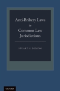 Ebook in inglese Anti-Bribery Laws in Common Law Jurisdictions Deming, Stuart H.