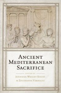 Ebook in inglese Ancient Mediterranean Sacrifice