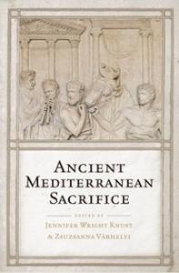 Ebook in inglese Ancient Mediterranean Sacrifice -, -