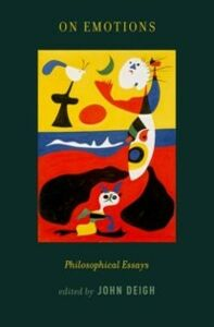 Foto Cover di On Emotions: Philosophical Essays, Ebook inglese di  edito da Oxford University Press