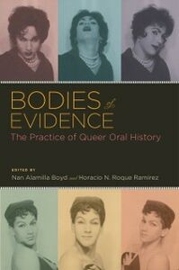 Ebook in inglese Bodies of Evidence: The Practice of Queer Oral History