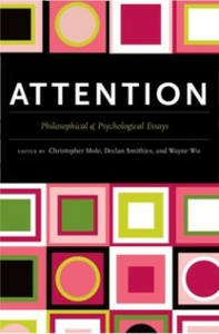 Ebook in inglese Attention: Philosophical and Psychological Essays -, -