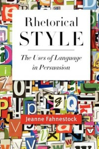Ebook in inglese Rhetorical Style: The Uses of Language in Persuasion Fahnestock, Jeanne